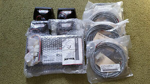 Brand New Whelen Grill Strobe Kit Csp8180 4 Grlstr 02 0340961 00b Lights