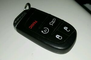 dodge key fob in stock replacement auto auto parts ready. Black Bedroom Furniture Sets. Home Design Ideas