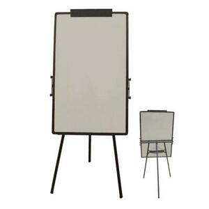 23 x35 single Side Magnetic Whiteboard Office Dry Erase Board Easel Silver Frame
