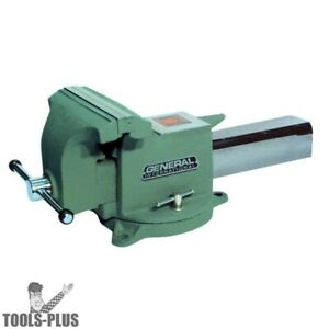General Woodworking Machinery 95 960 6 Swivel Base Bench Vise New