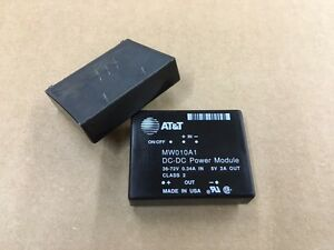 Mw010a1 At t Isolated Dc dc Converter 5v 2a 10w 5 pin Connection