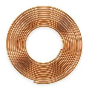 Mueller Industries 606 Type K Soft Coil Water 1 In x 60ft