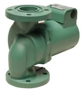 Hot Water Circulator Pump 1 6hp Taco 2400 60 3p