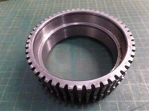 Genuine Komatsu Parts 425 15 12254 Large Gear Assembly Terex 10 460962000 N o s