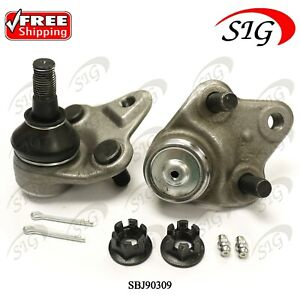 Front Left Right Lower Suspension Ball Joints For Toyota Corolla 1996 2019 2pc