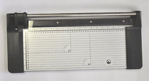 New 14 Manual Rotary Photo Paper Cutter Trimmer Heat Transfer Paper Poster