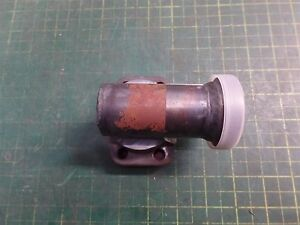 Genuine Michigan Clark 1536814 Elbow Fitting Assembly M1536814 N o s