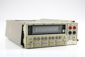 Keithley 2000 Multimeter Not Working