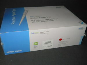 480 Rainin 2ml Pre sterilized Lts Litetouch Filter Pipet Tips Rt l2000f
