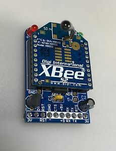 Digi International Xbee 52 With Adapter 1602a 4 Lcd Display Arduino Uno
