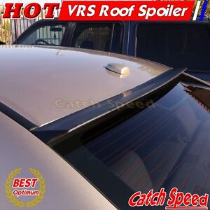 Painted Vrs Type Rear Roof Spoiler For Honda Civic Insight Hatchback 2010 2014
