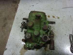 John Deere 70 Powr trol Power trol With Couplers A3604r