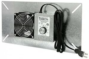 Tjernlund Ventilator Fan Crawl Space Cooling Exhaust Bathroom Attic Wall Mount