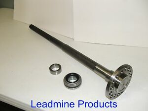 9 Ford 31 Spline Cut To Length Axle Kit 26 33 Long 2 3 8 New Style
