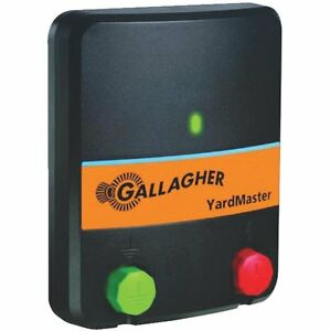 Gallagher Yardmaster 8 Acre Electric Fence Charger