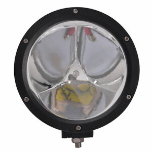 1x 7 Inch 45w Led Work Light Spot Round Driving Fog Lamp Offroad Tractor 4x4 Atv