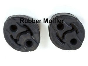 Exhaust Rubber Muffler Hangers For Fit Toyota Corolla Ae100 1993 1997 Genuine