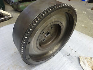 John Deere 420 430 Fly Wheel And Ring Gear For 11 Inch Clutch