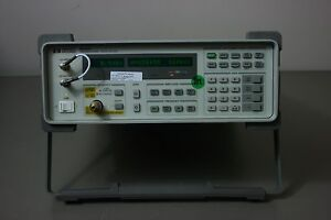 Hp Agilent 85645a 300khz 26 5ghz Tracking Generator Calibrated With Warranty