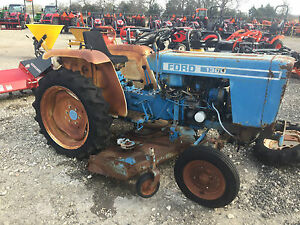 Ford 1300 Tractor For Parts