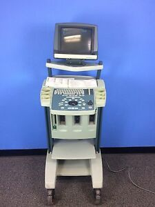 Bk B k Falcon 2101 Ultrasound Machine