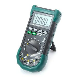 New Mastech Ms8268 Digital Ac dc Auto manual Range Digital Multimeter Meter