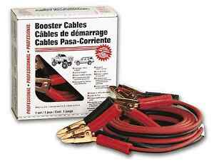 Deka 07044 2 Gauge X 20 Professional Booster Cable Copper Made In Usa