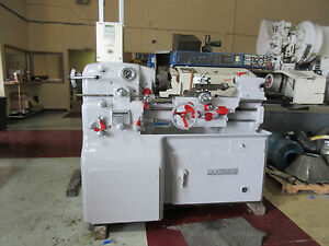 Monarch Ee Toolroom Lathe Model 10x20 Capacity 12 5 X 20