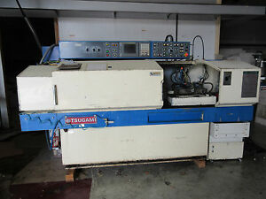 Tsugami Swiss Type Cnc Turning Center Model Np32c Mach111 Long Stroke