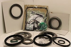 Allison Lt 1000 Master Rebuild Kit 2000 Up Includes Bonded Pistons 121006a
