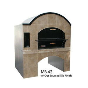 Marsal Mb 42 Stacked Gas Deck Type Pizza Oven