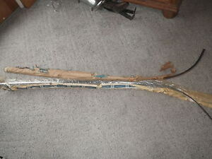 Corvette C1 1958 61 Nos Side Cove Molding 2 Left And Right