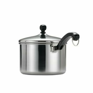 Farberware Classic Series Stainless Steel 3qt Sauce Pan