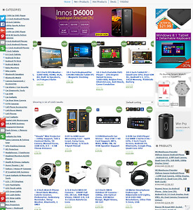 Electronic Store Ecommerce Online Business Dropship Established fully Automate