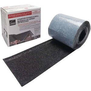 Owens Corning Starter Shingles Easy peel Stick First Layer Roll Repairs Roofing