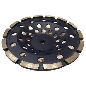 2 pack 7 Inch Cup Wheel For Fast Surface Grinding Of Concrete Brick stone
