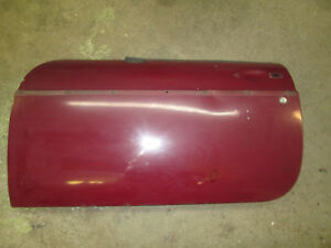 Original Mgb Left Side Door Shell