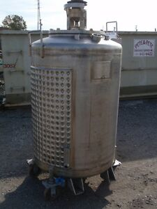 175 Gal Northland Stainless Reactor S s 30 30 37571