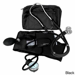 Dixie Ems Blood Pressure Stethoscope Kit Sprague Medical Instruments Lab Nurse