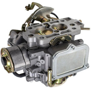 Cab Chassis 2 door Carburetor For Nissan 720 Pickup 2 4l Engine Deluxe 83 85