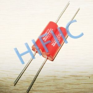 2pcs Audiophiler Mkp 1uf 1 0uf 400v 105 Coupling Capacitors