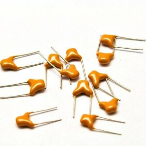 20 1000pcs Monolithic Ceramic Capacitor Mlcc Multi layer Capacitor 50v 5 08mm