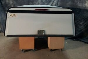 Commercial Utility Truck Topper Shell Camper Top