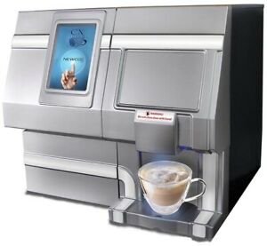 Newco 782275 Cx touch Single Cup Pod Coffee Brewer new Authorized Seller