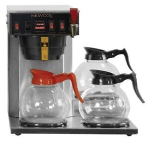 Newco 108000 b Ia lp Coffee Brewer new Authorized Seller