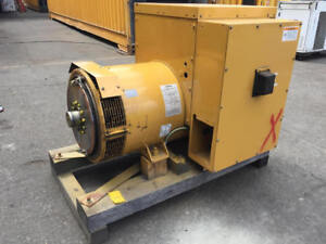 Cat 350kw 60hz 208v Generator End With Breaker Removed Off Cat 3406c Engine