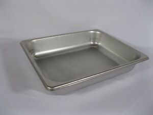 Instrument Tray Stainless Steel 12 3 4 X 10 1 2 X 2 1 2