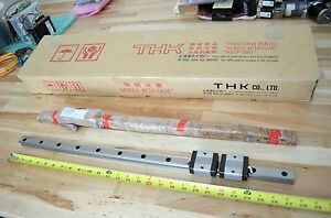 New 2 Thk Sr25 X695mm Linear Lm Rails 4 Bearings Heavy duty Nib Cnc Diy