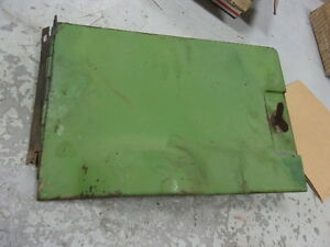 John Deere 720 Pony Motor Starting Engine Fuel Tank Gas Tank Fuel Shut off