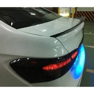 Painted 284p Type Rear Trunk Lip Spoiler Wing For Dodge Charger Lx Sedan 2006 10